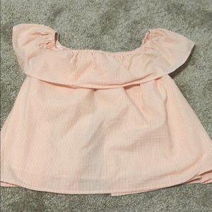Lauren James game day blouse